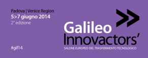 Galileo Innovactors' – Festival Europeo del trasferimento tecnologico