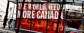 WORLD NEEDS MORE CANADA: vivere studiare e lavorare in Canada. Incontro in Biblioteca