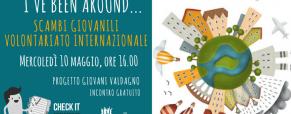 Scambi giovanili e volontariato internazionale: Incontro gratuito