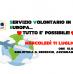 SERVIZIO VOLONTARIO IN EUROPA… TUTTO E' POSSIBILE!
