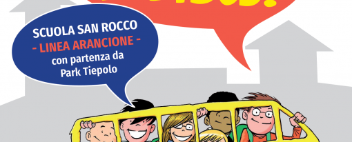 Riparte la Linea Arancione del Pedibus per la scuola Primaria di San Rocco!