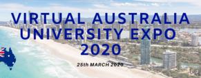 Virtual Australia University Expo