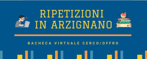 Ripetizioni in Arzignano: la nostra nuova bacheca online!