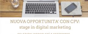 """Formazione e tirocinio per giovani """"Promotore delle vendite online"""""""