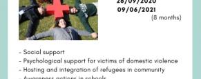 Volontario per 8 mesi in Portogallo